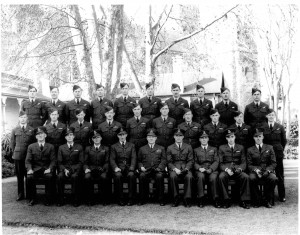 RAAF men group